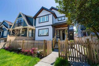 Main Photo: 2166 E 1ST Avenue in Vancouver: Grandview Woodland House 1/2 Duplex for sale (Vancouver East)  : MLS®# R2372379