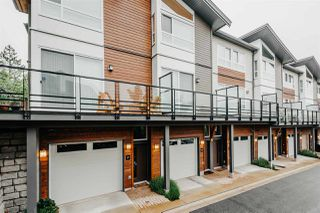 "Main Photo: 20 909 CLARKE Road in Port Moody: College Park PM Townhouse for sale in ""THE CLARKE"" : MLS®# R2372902"