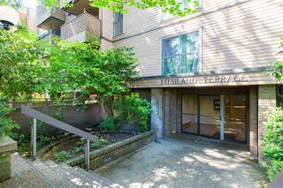 """Main Photo: 102 2211 W 2ND Avenue in Vancouver: Kitsilano Condo for sale in """"KITSILANO TERRACE"""" (Vancouver West)  : MLS®# R2373826"""