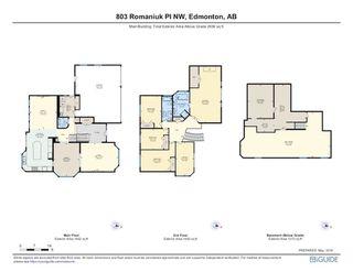 Photo 30: 803 ROMANIUK Place in Edmonton: Zone 14 House for sale : MLS®# E4159060