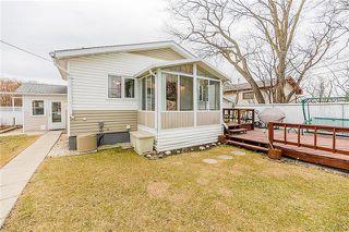 Photo 17: 708 Buchanan Boulevard in Winnipeg: Crestview Residential for sale (5H)  : MLS®# 1915180
