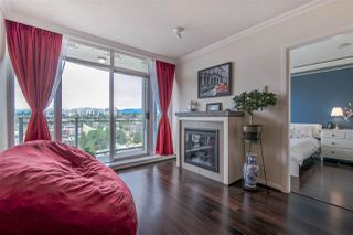 """Photo 12: 3707 888 CARNARVON Street in New Westminster: Downtown NW Condo for sale in """"MARINUS TOWER"""" : MLS®# R2380630"""