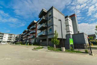Photo 2: 203 7508 GETTY Gate in Edmonton: Zone 58 Condo for sale : MLS®# E4163453