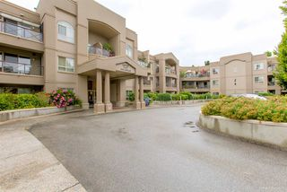 "Photo 1: 329 2109 ROWLAND Street in Port Coquitlam: Central Pt Coquitlam Condo for sale in ""PARKVIEW PLACE"" : MLS®# R2405294"