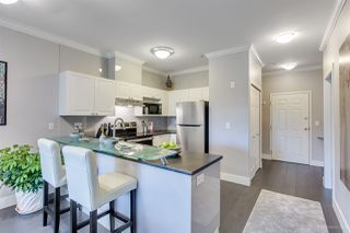 "Photo 3: 329 2109 ROWLAND Street in Port Coquitlam: Central Pt Coquitlam Condo for sale in ""PARKVIEW PLACE"" : MLS®# R2405294"