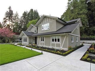 Photo 10: 375 MULGRAVE Place in West Vancouver: Home for sale : MLS®# V990763