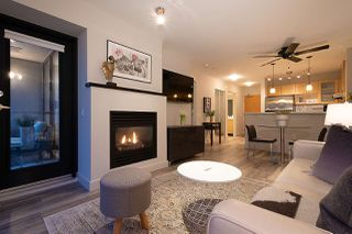 "Photo 3: 404 124 W 1ST Street in North Vancouver: Lower Lonsdale Condo for sale in ""The ""Q"""" : MLS®# R2430704"