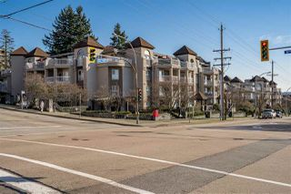 "Photo 1: 405 1128 SIXTH Avenue in New Westminster: Uptown NW Condo for sale in ""Kingsgate House"" : MLS®# R2433954"
