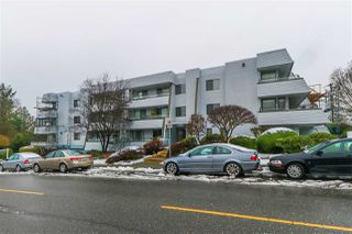 "Photo 1: 210 1341 GEORGE Street: White Rock Condo for sale in ""OCEAN VIEW"" (South Surrey White Rock)  : MLS®# R2435728"