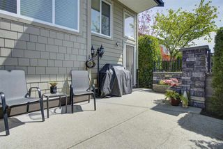 """Photo 31: 8 22865 TELOSKY Avenue in Maple Ridge: East Central Townhouse for sale in """"WINDSONG"""" : MLS®# R2454339"""