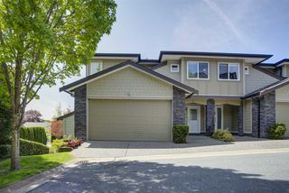 """Photo 1: 8 22865 TELOSKY Avenue in Maple Ridge: East Central Townhouse for sale in """"WINDSONG"""" : MLS®# R2454339"""