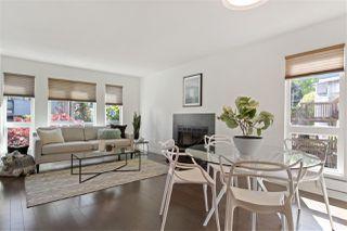 Main Photo: 207 2110 CORNWALL Avenue in Vancouver: Kitsilano Condo for sale (Vancouver West)  : MLS®# R2456995