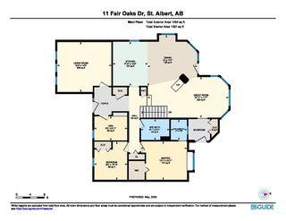 Photo 35: 11 Fair Oaks Drive: St. Albert House for sale : MLS®# E4204053