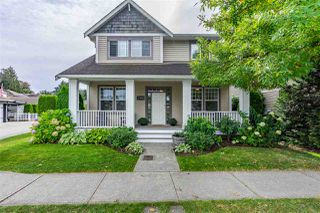 """Photo 2: 36098 SHADBOLT Avenue in Abbotsford: Abbotsford East House for sale in """"Auguston"""" : MLS®# R2500366"""