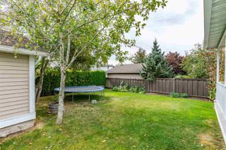 """Photo 33: 36098 SHADBOLT Avenue in Abbotsford: Abbotsford East House for sale in """"Auguston"""" : MLS®# R2500366"""