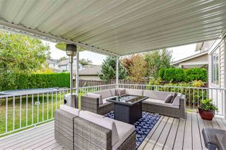 """Photo 34: 36098 SHADBOLT Avenue in Abbotsford: Abbotsford East House for sale in """"Auguston"""" : MLS®# R2500366"""
