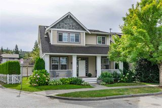 """Photo 1: 36098 SHADBOLT Avenue in Abbotsford: Abbotsford East House for sale in """"Auguston"""" : MLS®# R2500366"""