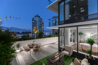 "Main Photo: 602 620 CARDERO Street in Vancouver: Coal Harbour Condo for sale in ""CARDERO"" (Vancouver West)  : MLS®# R2505313"