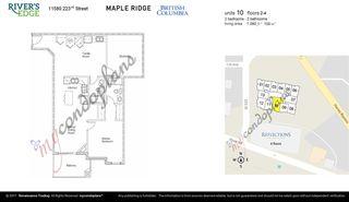 "Photo 36: 210 11580 223 Street in Maple Ridge: West Central Condo for sale in ""RIVER'S EDGE"" : MLS®# R2511216"