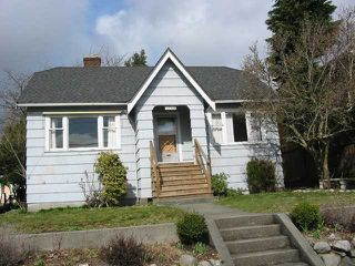 """Photo 1: 1703 EDINBURGH Street in New Westminster: West End NW House for sale in """"WEST END"""" : MLS®# V876579"""