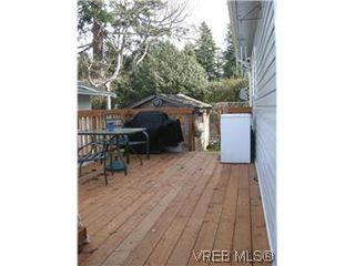 Photo 8: 25 1215 Craigflower Road in VICTORIA: VR Glentana Manu Double-Wide for sale (View Royal)  : MLS®# 290811