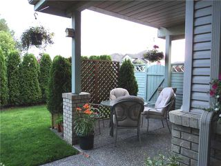 "Photo 10: 43 1255 RIVERSIDE Drive in Port Coquitlam: Riverwood Townhouse for sale in ""RIVERWOOD GREEN"" : MLS®# V901232"