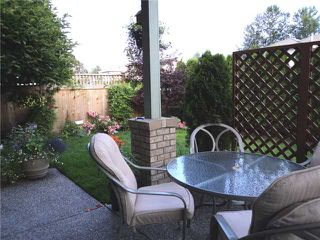 "Photo 9: 43 1255 RIVERSIDE Drive in Port Coquitlam: Riverwood Townhouse for sale in ""RIVERWOOD GREEN"" : MLS®# V901232"