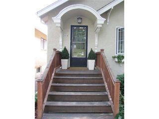 Photo 2: 474 Oxford Street in WINNIPEG: River Heights / Tuxedo / Linden Woods Residential for sale (South Winnipeg)  : MLS®# 1115256
