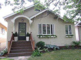 Photo 1: 474 Oxford Street in WINNIPEG: River Heights / Tuxedo / Linden Woods Residential for sale (South Winnipeg)  : MLS®# 1115256