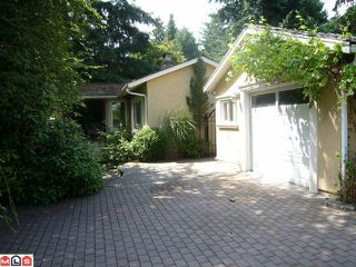 Photo 3: 13691 MARINE Drive: White Rock House for sale (South Surrey White Rock)  : MLS®# F1219153