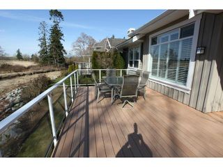"Photo 2: 18 18088 8TH Avenue in Surrey: Hazelmere Townhouse for sale in ""Hazelmere Village"" (South Surrey White Rock)  : MLS®# F1405512"