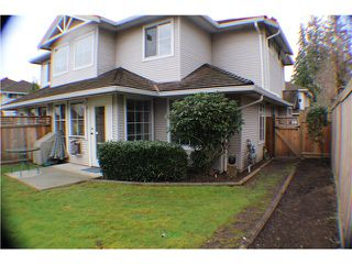 "Photo 14: 25 12188 HARRIS Road in Pitt Meadows: Central Meadows Townhouse for sale in ""WATERFORD PLACE"" : MLS®# V1056853"