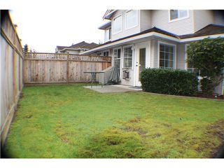 "Photo 13: 25 12188 HARRIS Road in Pitt Meadows: Central Meadows Townhouse for sale in ""WATERFORD PLACE"" : MLS®# V1056853"