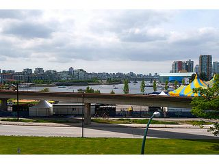 """Photo 10: 405 125 MILROSS Avenue in Vancouver: Mount Pleasant VE Condo for sale in """"Citygate at Creekside"""" (Vancouver East)  : MLS®# V1065427"""