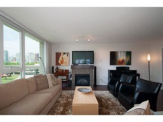 "Photo 5: 405 125 MILROSS Avenue in Vancouver: Mount Pleasant VE Condo for sale in ""Citygate at Creekside"" (Vancouver East)  : MLS®# V1065427"