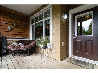 """Photo 2: 2 2979 156TH Street in Surrey: Grandview Surrey Townhouse for sale in """"ENCLAVE"""" (South Surrey White Rock)  : MLS®# F1412951"""