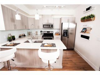 "Photo 11: 319 12070 227 Street in Maple Ridge: East Central Condo for sale in ""STATION ONE"" : MLS®# V1094331"