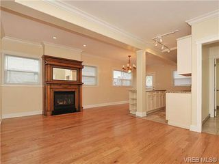 Photo 3: 1 1376 Pandora Ave in VICTORIA: Vi Fernwood Condo for sale (Victoria)  : MLS®# 687224
