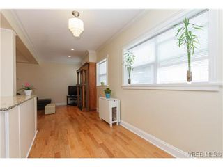 Photo 4: 1 1376 Pandora Ave in VICTORIA: Vi Fernwood Condo for sale (Victoria)  : MLS®# 687224