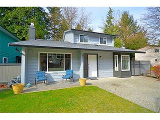 "Main Photo: 1231 BEEDIE Drive in Coquitlam: River Springs House for sale in ""RIVER SPRINGS"" : MLS®# V1111284"