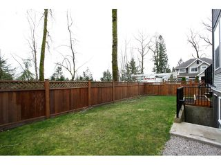 "Photo 29: 20915 71A Avenue in Langley: Willoughby Heights House for sale in ""MILNER HEIGHTS"" : MLS®# F1436884"