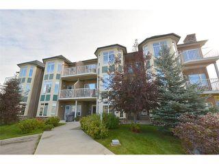 Main Photo: 317 248 SUNTERRA RIDGE Place: Cochrane Condo for sale : MLS®# C4007155