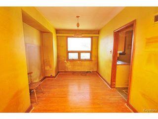 Photo 4: 364 Kimberly Avenue in WINNIPEG: East Kildonan Residential for sale (North East Winnipeg)  : MLS®# 1509655