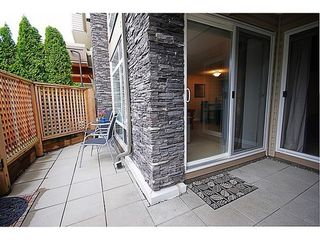 Photo 10: 103 3150 VINCENT Street in Port Coquitlam: Glenwood PQ Home for sale ()  : MLS®# V971164