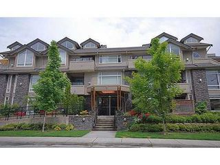Photo 1: 103 3150 VINCENT Street in Port Coquitlam: Glenwood PQ Home for sale ()  : MLS®# V971164