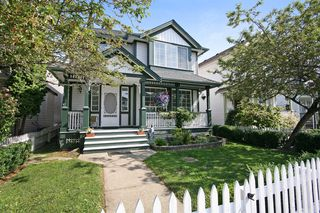 "Photo 1: 18461 65TH Avenue in Surrey: Cloverdale BC House for sale in ""CLOVER VALLEY STATION"" (Cloverdale)  : MLS®# F1443045"