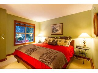 "Photo 11: 6 4661 BLACKCOMB Way in Whistler: Benchlands Townhouse for sale in ""TREELINE"" : MLS®# V1127525"