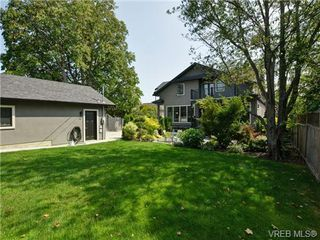 Photo 20: 2162 Neil Street in VICTORIA: OB Henderson Single Family Detached for sale (Oak Bay)  : MLS®# 353542