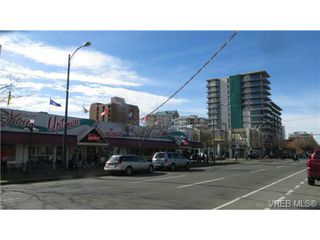 Photo 1: 908 845 Yates Street in VICTORIA: Vi Downtown Condo Apartment for sale (Victoria)  : MLS®# 353986