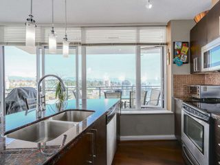 """Photo 8: 3306 888 CARNARVON Street in New Westminster: Downtown NW Condo for sale in """"MARINUS"""" : MLS®# R2053653"""